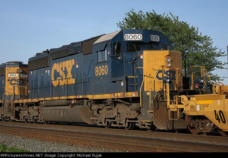CSX 8060